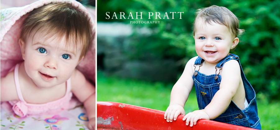 one year olds first portraits