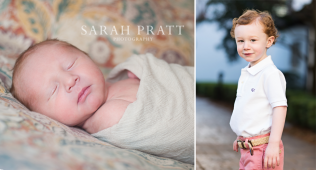 sarah pratt photography is a newborn and childrens portrait photographer