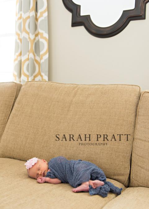 newborn lifestyle portraits