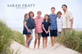 Westport family beach photography